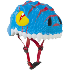 Crazy Safety Drache Helm blau